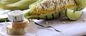 Slather your con on the cob with fantastic cheeses and spices for an extraordinary corn experience.