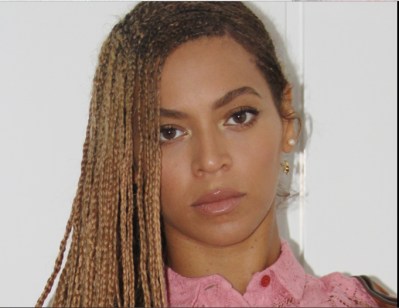 Beyonce recently shared this close up face picture of herself on Instagram.