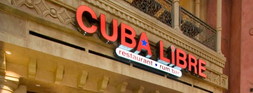 I love Cuban food and cuba Libre does a good job of replicating some of my favorite meals.