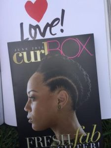 The Curlbox Magazine.