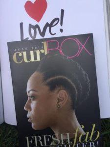 The Curlbox Magazine.