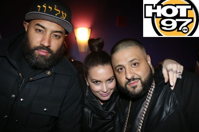 Ebro and Angie Martinez.