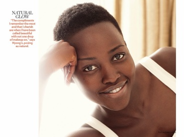We love Lupita's acting chops, red carpet style and great skin.
