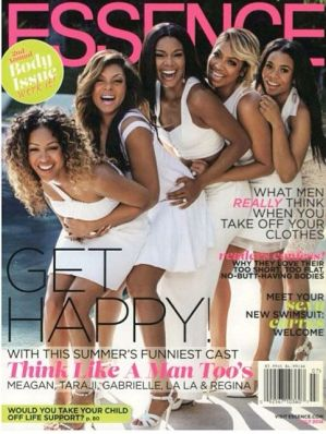 "Essence cover celebrating the gorgeous women who stars in ""Think Like a Man Too""."