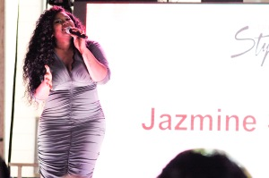 Jazmine Sullivan rocked the stage.